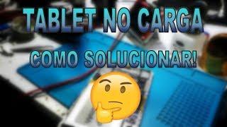 """TABLET BEST NO CARGA """"CARGA FALSA""""...🤔...COMO SOLUCIONAR SIN REPUESTOS!😏"""