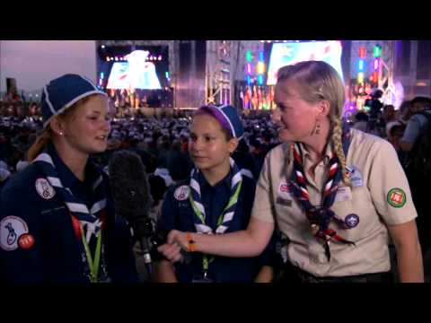 23rd World Scout Jamboree Opening Ceremony