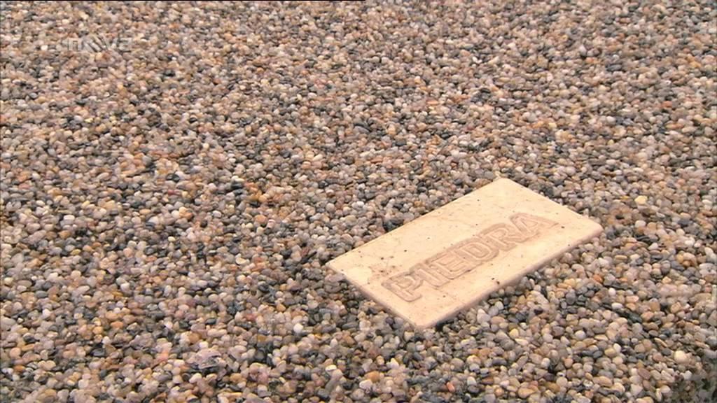 715edd0298a Kamenný koberec PIEDRA byl znovu v TV NOVA