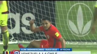 Video Gol Pertandingan Venezuela vs Bahia