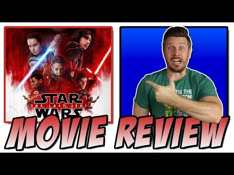 Star Wars: The Last Jedi - Movie Review (The Skywalker Saga Reviews)