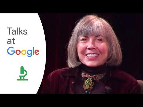 Anne Rice | Talks at Google