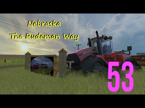 Farming Simulator 2015 Nebraska Let's Play Ep 53