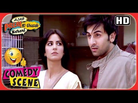 Ati Kya Khandala - Ajab Prem Ki Ghazab Kahani - Hit Comedy Scene