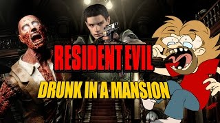 HYPE & RAGE: Max Drunk In A Mansion (Resident Evil HD Remaster)
