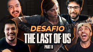 TOCANDO VIOLÃO NO THE LAST OF US 2 (feat. Tarsius Lima)
