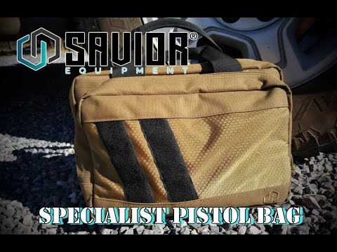 Savior Equipment Specialist Pistol Bag