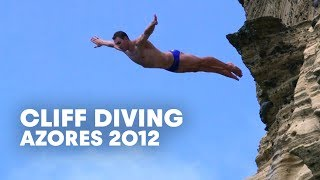 Cliff Diving in Portugal - Red Bull Cliff Diving World Series 2012 Azores