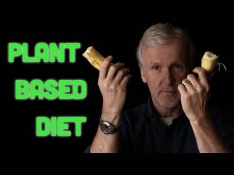 James Cameron on the Benefits of a Plant Based Diet
