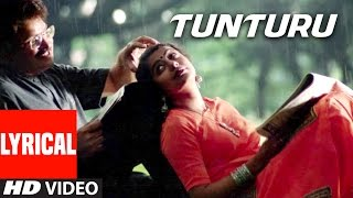 Tunturu Video Song With Lyrics || Amruthavarshini || Ramesh Aravind, sarath Babu, Suhasini, Chitra
