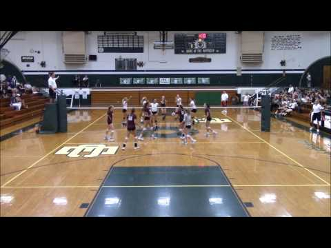 RRHS Volleyball at Elyria Catholic