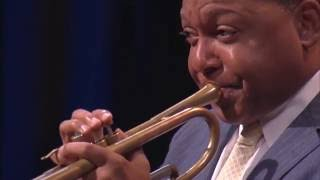 I Don't Stand a Ghost of a Chance With You - Wynton Marsalis Quintet at Jazz in Marciac 2016