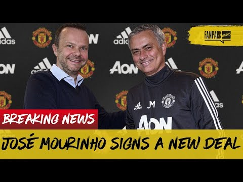 José Mourinho Signs A New Deal | Zidane Pegs Job On CL | Laporte To City? - Fan Park News