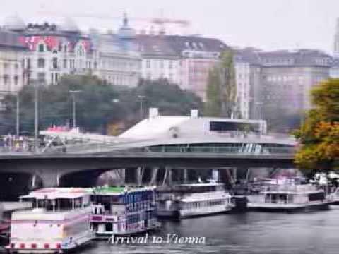 The Danube, Bratislava to Vienna By Boat