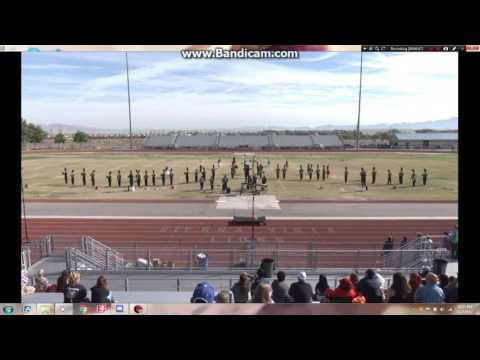 Virgin Valley High School Marching Band 2016 West Side Story