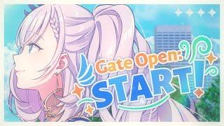 【MV+Full Ver.】 Gate Open: START! - Pavolia Reine (Original Song)