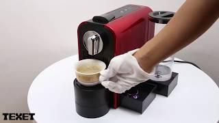 Máy Pha Cà phê Viên Nén Espresso Texet CM-195