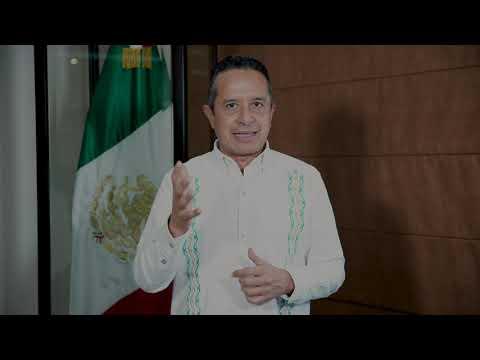 Gobernador Carlos Joaquín habla del Generación de Capacidades Técnicas y Financieras en Quintana Roo