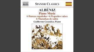 6 Danzas espanolas, Op. 37: No. 6 in D Major