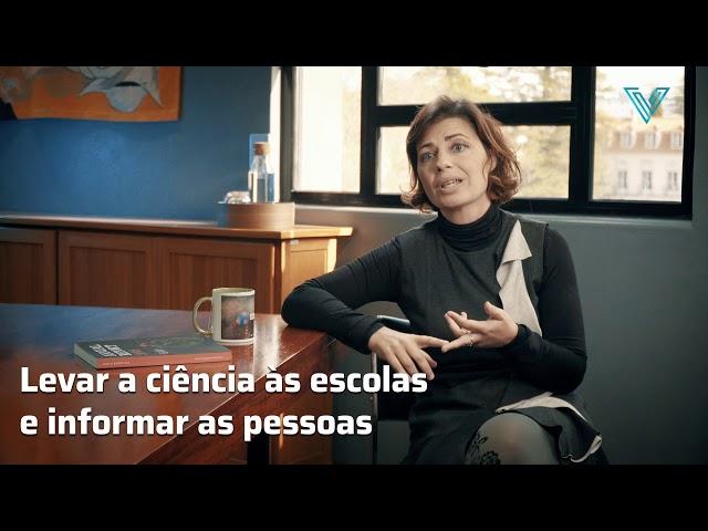 Entrevista a Mónica Bettencourt Dias - Diretora do IGC (parte 1)