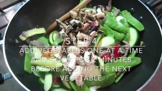 Beef Stir Fry | Leftover Roast Beef