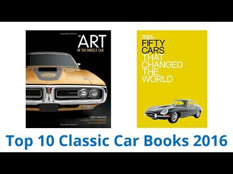10 Best Classic Car Books 2016