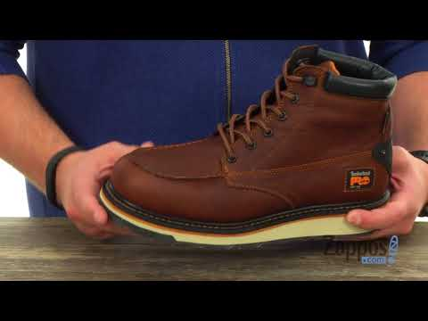 07554cd4cd3 Timberland PRO Gridworks 6