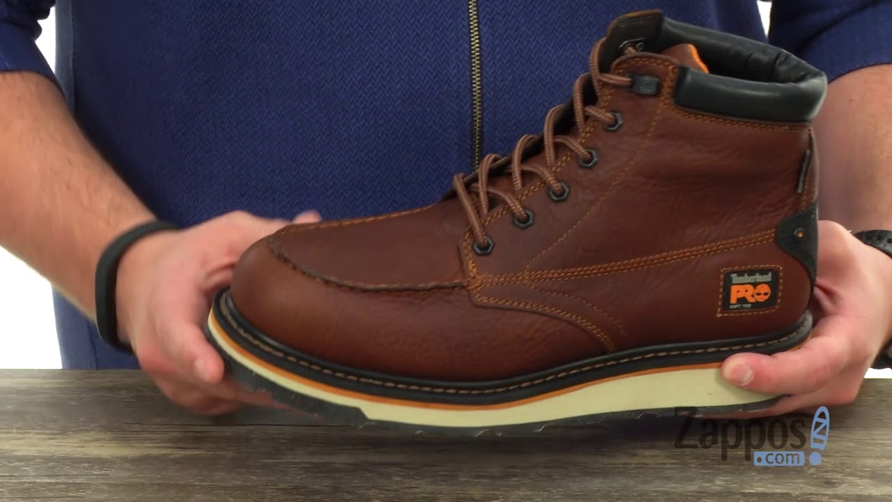 8d9adfc4986 Timberland PRO Gridworks 6