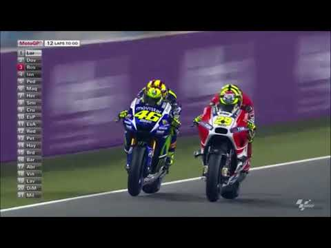 MotoGP 2015 Qatar Highlights