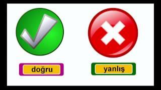 Görüntülü Akademi 2 Sınıf Türkçe Görüntülü Eğitim Seti (Zıt Anlamlı Kelimeler)