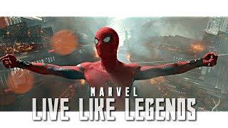 Скачать MARVEL Live Like Legends