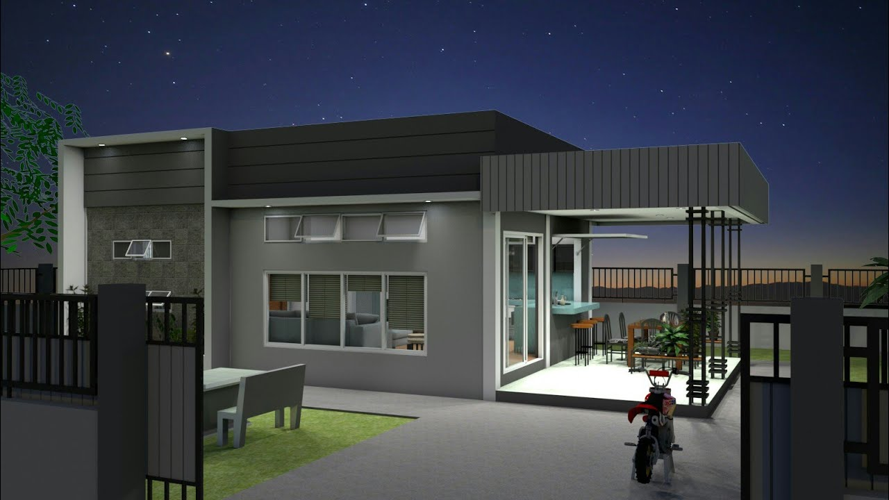 maxresdefault - Get Small Simple Box Type House Design  Gif