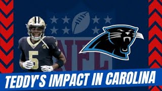 Teddy Bridgewater's 2020 Fantasy Football Outlook for the Carolina Panthers