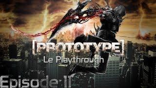 """Prototype Playthrough FR partie 11 [HD] """"Alex Mercer dépense trop de téléphones!"""""""