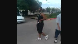It Goes down in Texas (ghetto fight)