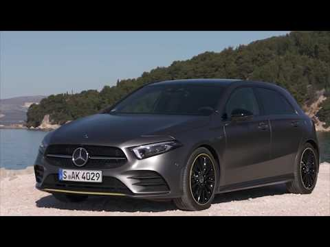 2019 Mercedes-Benz A Class Test Drive Review