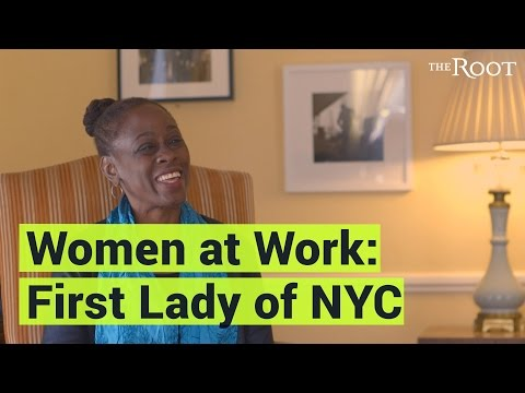 Women at Work: First Lady of New York City