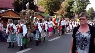 Dożynki Województwa Małopolskiego - Miechów 2016