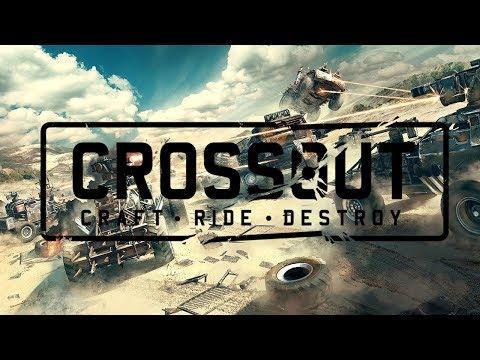ГАЙД по установки игры Crossout