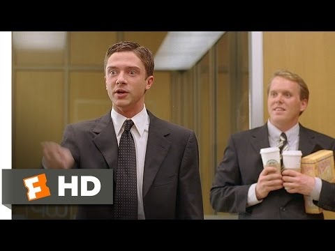 In Good Company (3/10) Movie CLIP - Synchronize and Synergize (2004) HD