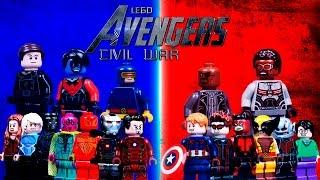 LEGO Avengers: Civil War Part 4 / LEGO Мстители: Гражданская Война Часть 4