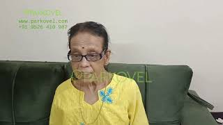User Review in Hindi. She is diagnosed as Parkinson's patient some year back