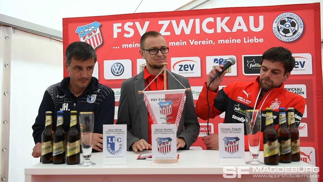 Zwickau Gegen Magdeburg
