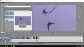 How To: Spin/Rotate A Video In Sony Vegas Pro 11, 12 & 13.