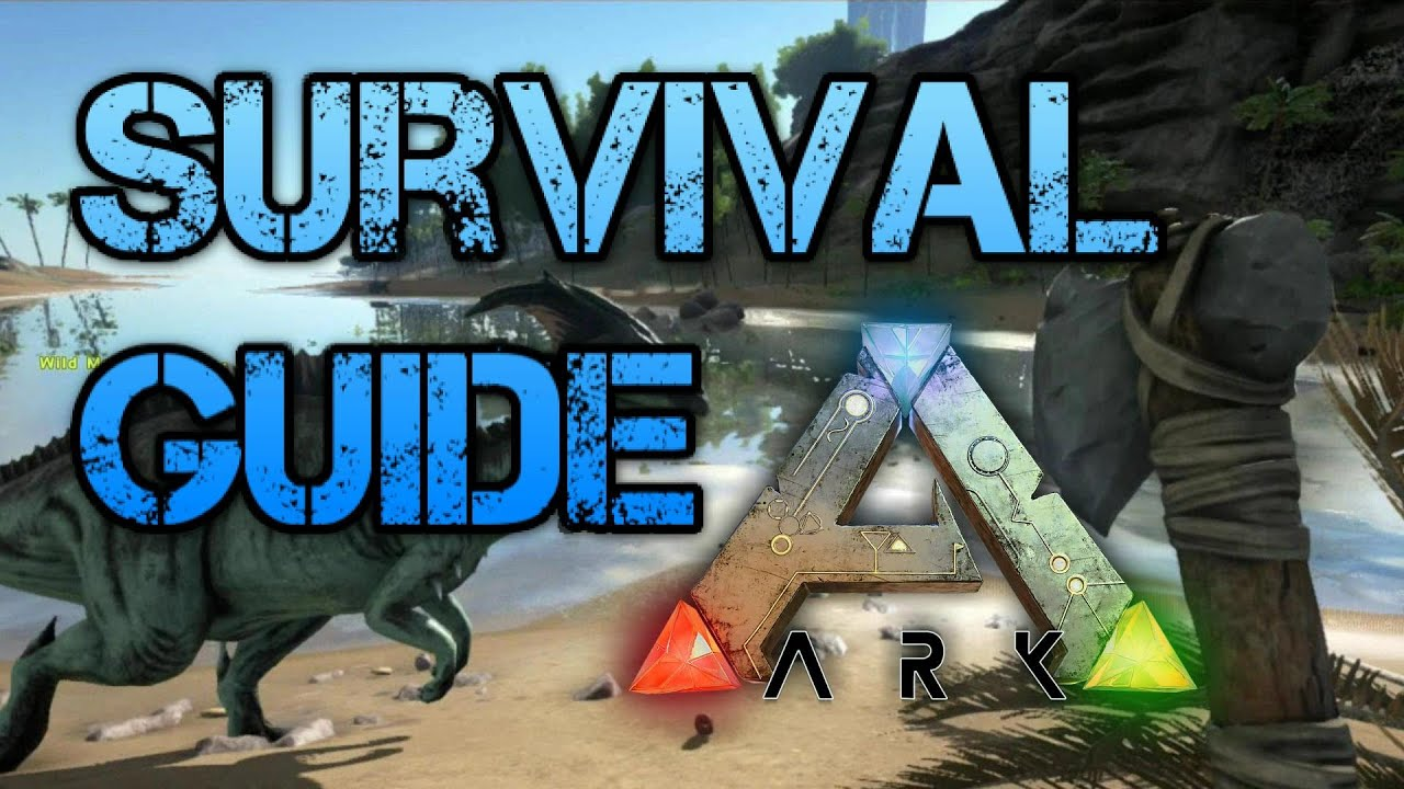 Ark survival evolved beginners survival guide tutorial crafting ark survival evolved beginners survival guide tutorial crafting learn how to play malvernweather Image collections