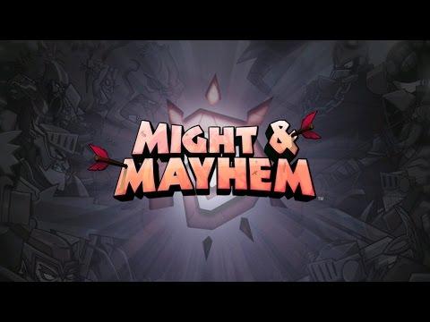 Might & Mayhem - iOS / Android - HD (Sneak Peek) Gameplay Trailer