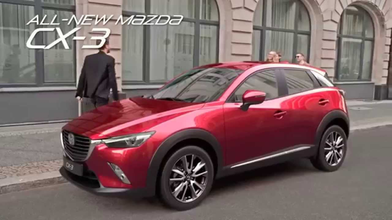 mazda cx 3 2015 launch film youtube. Black Bedroom Furniture Sets. Home Design Ideas