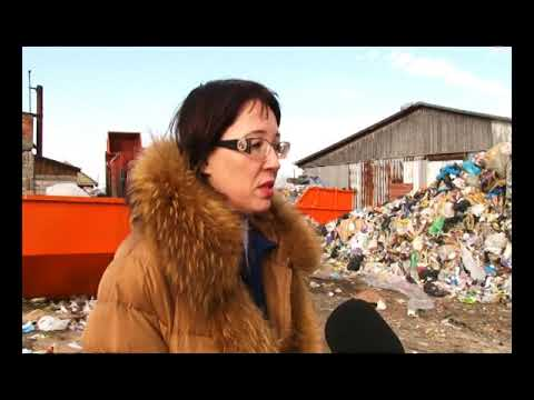 Мусороперевозчикам Саяногорска помогают городские предприниматели