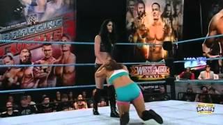 FCW 07.01.12 | Paige vs. Audrey Marie