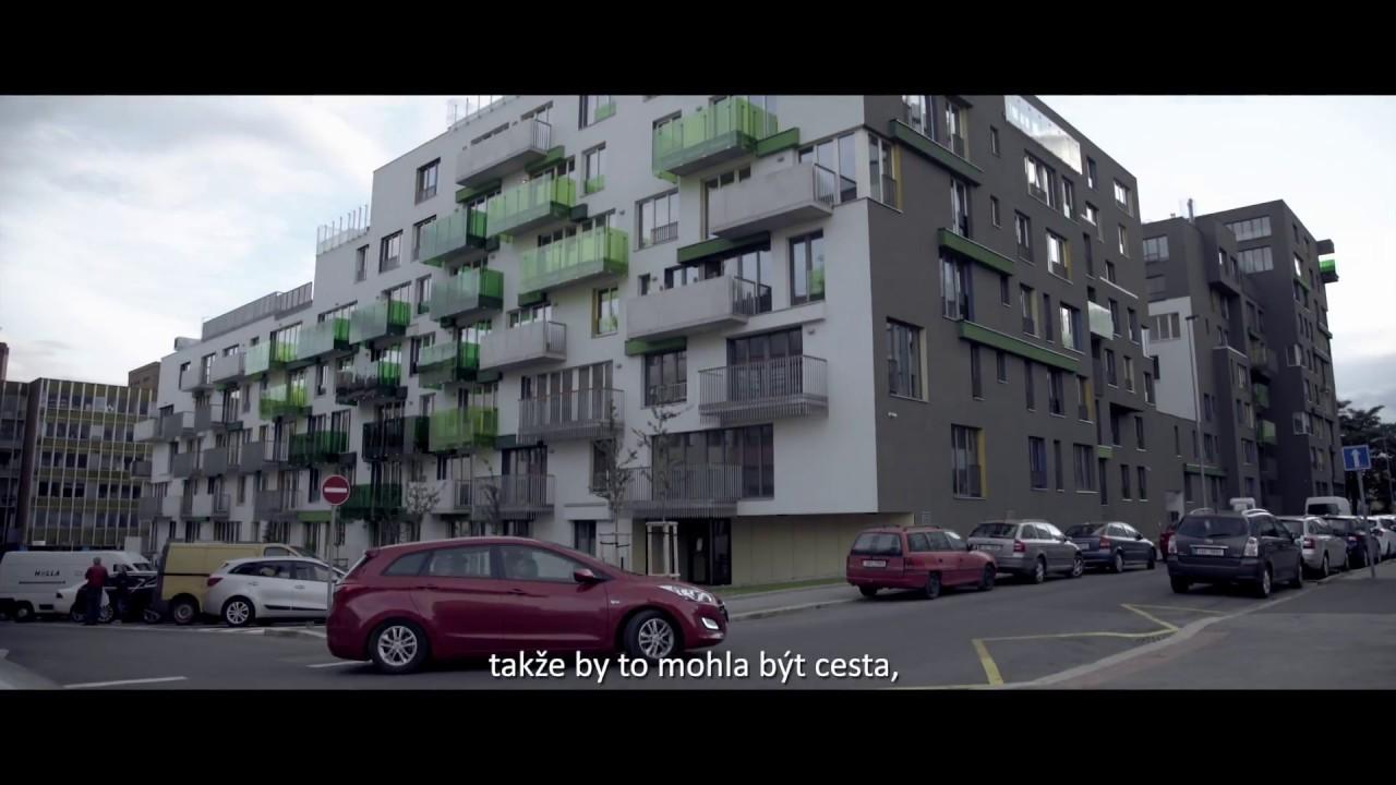Architektura v betonu 3.díl: David Chmelař - 4Blok Vršovice